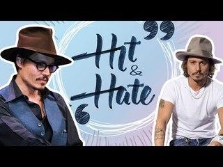 Hit 'n Hate #27 - Johnny Depp , entenda o estilo do ator