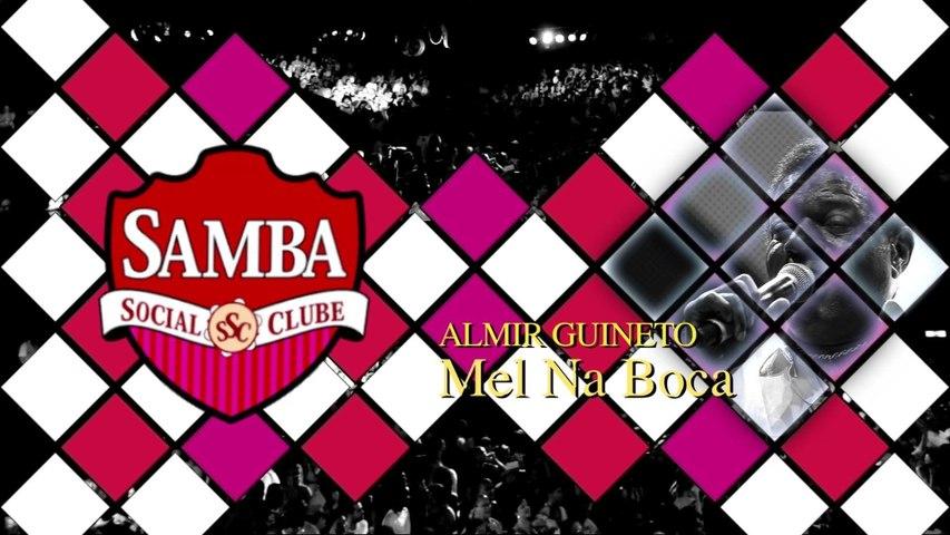 Almir Guineto - Mel Na Boca