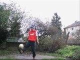 Nouveau montage street soccer freestyle