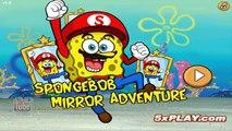 Bob léponge pantalons carrés miroir aventure compétence Jeu procédure pas à pas tous les les niveaux tous les étoiles