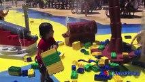 Région enfants la famille pour amusement amusement enfants parc jouer Cour de récréation Manèges Legoland amusement lego bui