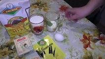 Et produits laitiers korzhiki.prosto délicieux rapide