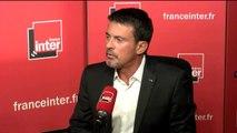 """Manuel Valls : """"Je ne suis pas seul"""""""