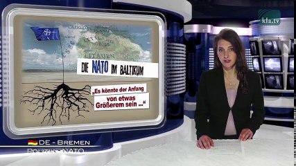Klagemauer.Tv 2017.08.22 l'OTAN dans les pays baltes