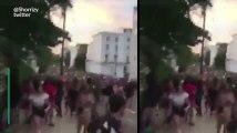 Mouvement de panique au carnaval de Notting Hill à Londres après une attaque à l'acide