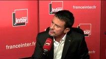 """Manuel Valls : """"Je n'oppose pas l'efficacité économique à la justice sociale"""""""