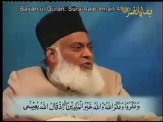 ALLAH Ki Chaal Sab Say Achi Hay - Dr. Israr Ahmed  (Islamic Lecture in Urdu)