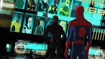 ultimate spiderman s4 ep1  ~~ HYDRA ATTACKS PART-1 ~~in hindi HD