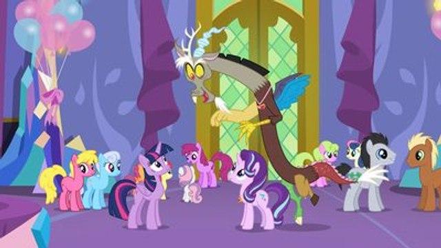 My Little Pony: Friendship Is Magic Season 7 Episode 17 - Online