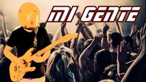 J. Balvin Willy William - Mi Gente ( GUITAR SOLO COVER by Space-Y )