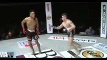 MMA : trop arrogant, un combattant se fait remettre à sa place et finit KO (vidéo)