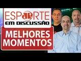"""Flávio Prado: """"clubes sempre tiveram medo da Federação Paulista""""   Esporte em Discussão"""