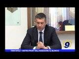 Trinitapoli | Dietro-Front dell' Assessore al bilancio