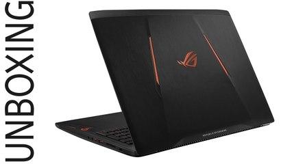 Unboxing: ASUS Gaming Notebook GL502V [DE   4K]