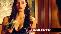 MOLLY'S GAME Bande Annonce VF (Jessica Chastain, Idris Elba)