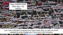JT du Mercato (29/08/17) : Cheikh Diop à Lyon, Carvalho vers Monaco, Origi vers Marseille...