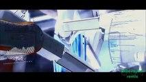 Sad Cartoon, Funny Animated Robots Sci Fi Films, Best Kids Space Cartoons, Blue HD Short C