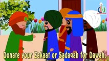 Surah Kawther | Stories from the Quran Ep. 07 | Quran For Kids | Tafsir For Kids by George