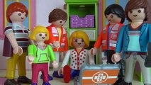 Bébé Je suis avec famille mineur 54 urgence le playmobil hôpital geschi film-allemand