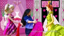 Et poupées autres puissance Princesse histoires super-héros jouets avec Compilation de barbie