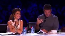 Nicole Scherzinger - The X Factor USA Auditions (I Will Always Love You)