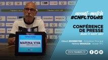 J4 - Avant-match / Chamois Niortais FC - Tours FC