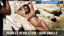Peoples Revolution - Joan Smalls Swimwear Photoshoot | FashionTV