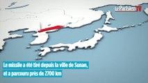 Un missile nord-coréen survole le Japon