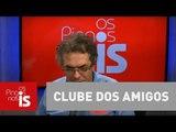 Tognolli: Lula diz que criou clube dos amigos da Venezuela com Chávez e Fidel