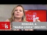 "Joice Hasselmann: Requião, a ""Maria louca"" deu piti"