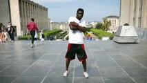 Petite leçon de breakdance avec Bboy Micael