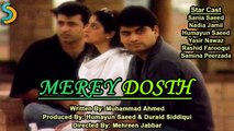 Humayun Saeed, Mehreen Jabbar Ft. Humayun Saeed - Kahaniyan Drama Serial | Mere Dosth