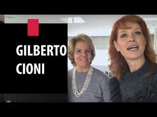 Zize Zink e Graça Salles visitam o designer de interiores Gilberto Cioni | Decor JP