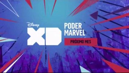 """PROMO """"PODER MARVEL"""" (SETIEMBRE 2017) EN DISNEY XD"""