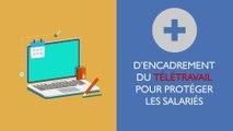 Réforme du code du travail : encadrer le télétravail pour protéger les salariés