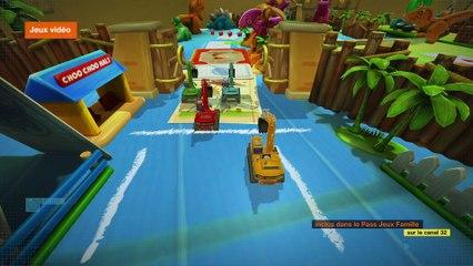 Canal 32 : sélection de jeux sur la TV d'Orange - Septembre 2017