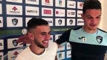 Premières réactions de Tayeb Meziani après son arrivée au HAC