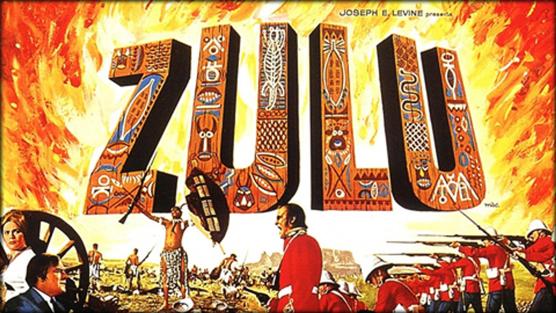 Zulu (1964) - Stanley Baker, Jack Hawkins, Ulla Jacobsson - Feature (Drama, History, War)
