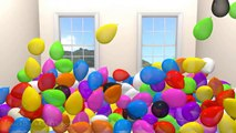 Magic 3D Indoor Playground Tunnel for Kids to LEARN COLORS Fun Cool Surprise Eggs Balls Pa