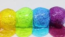 Bebé baño arcilla colores Bricolaje muñeca espuma gelatina arco iris Limo tiempo chuchutv | ♡