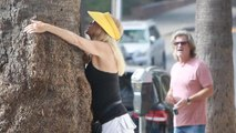 Kurt Russell and Goldie Hawn Are Tree-Hugging Couple Goals -- See the Pic!
