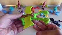 Content Comment repas film Nouveau à Il jouets Entrainer déballage votre Coll 2 mcdonalds dragon 2