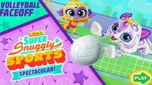 Entaille dessins animés avec Jeu Nickelodeon personnages de dessins animés jr