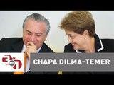Luiz Fux diz que TSE usou de 'artifício' para excluir delações de julgamento da chapa Dilma-Temer