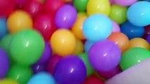 Globos perlas de globos Desafío uspey durante 60 segundos con el jarabe de muchos globos