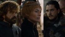 Game of Thrones 7x07 || Cersei meets Jon Snow, Daenerys Targaryen and Tyrion