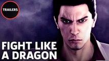 Yakuza Kiwami - Gameplay Launch Trailer
