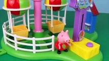 Et ballon gelé enfants parc porc balade le le le le la thème jouet Elsa anna alex felicia peppa disneyc