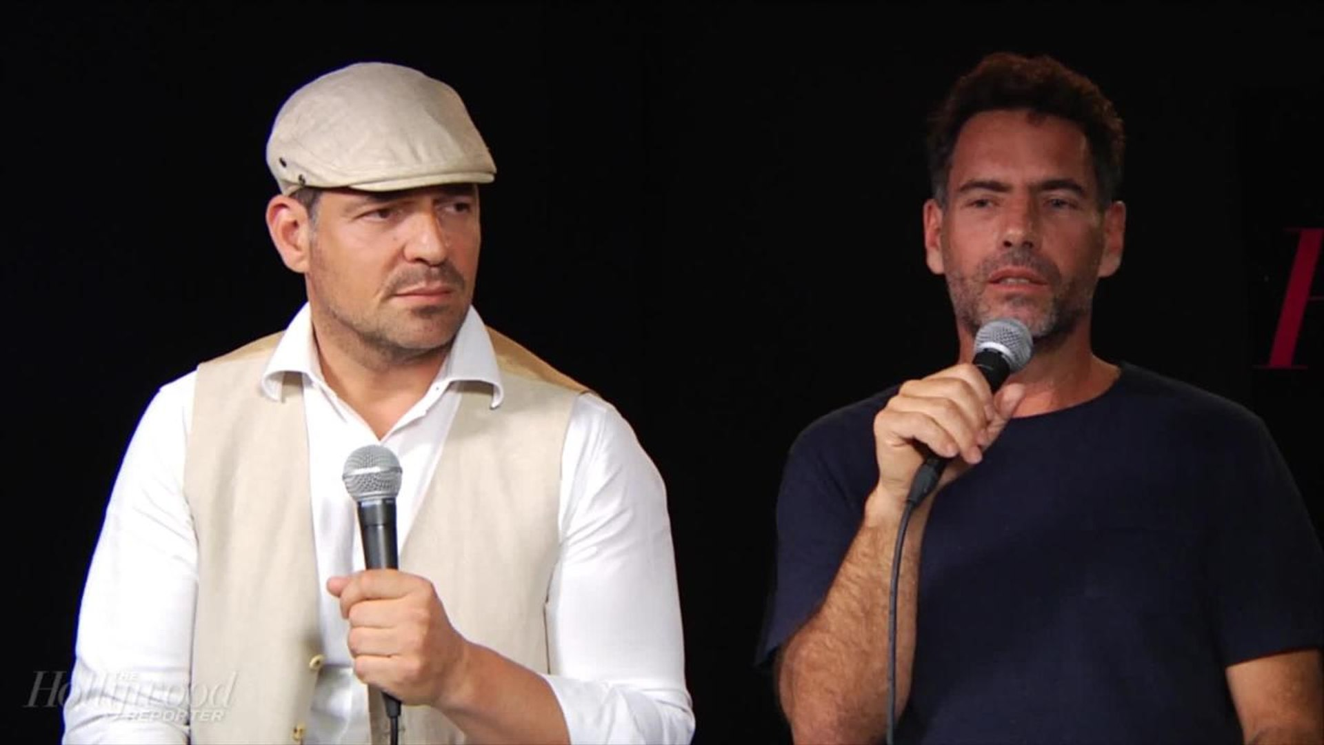 'Narcos' Stars Francisco Denis and Pepe Rapazote Discuss What To Expect In  Season 3 | Facebook Live