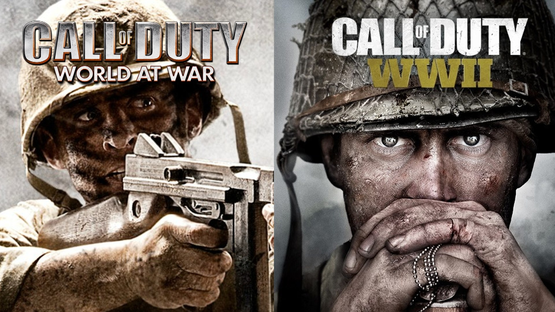 COD WW2 vs WORLD AT WAR – Multiplayer Gameplay